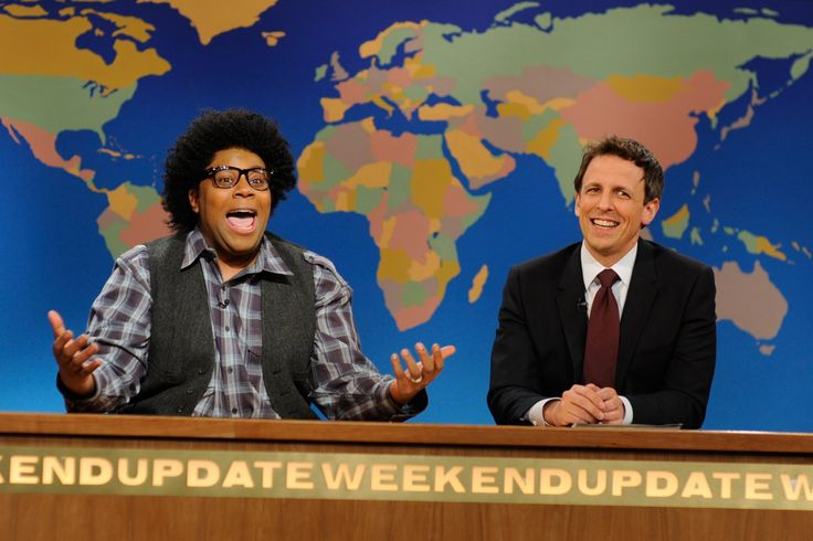 SAT/ACT Word Count: 24 Saturday Night Live comedian, Kenan Thompson, recently made a controversial statement saying that many black female comedians just weren't good enough to be on SNL. Read more and learn vocabulary words like abysmal, brigade, inception, notable, upright, and zeitgeist. Visit http://www.thedailybeast.com/articles/2013/10/17/snl-s-kenan-thompson-and-the-invisible-black-women-of-comedy.html