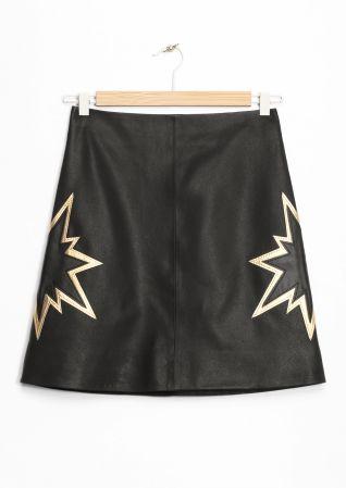 & Other Stories | Star Burst Skirt