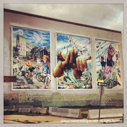 73 best images about murals on pinterest tropical for Blood in blood out mural