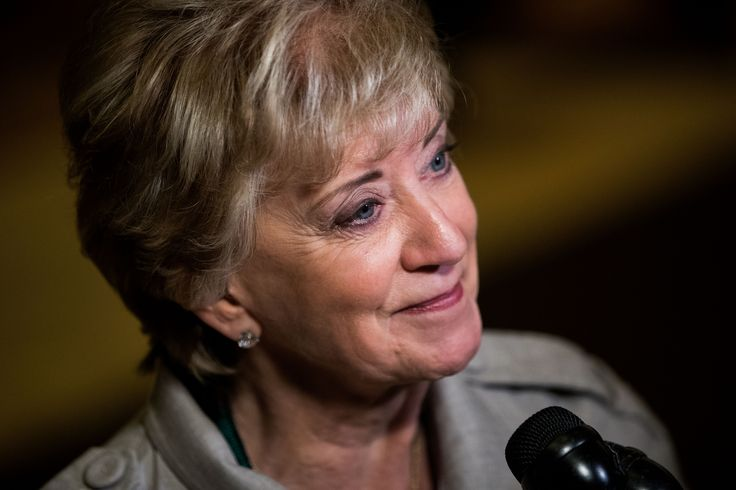 OnWednesday, Trump announced that he has selected former World Wrestling Entertainment CEO Linda McMahon, 6 million $ donor, to head his Small Business  Administration. McMahon is the wife of billionaire WWE promoter, Vincent McMahon, whose net worth FORBES estimates at $1.16 billion.