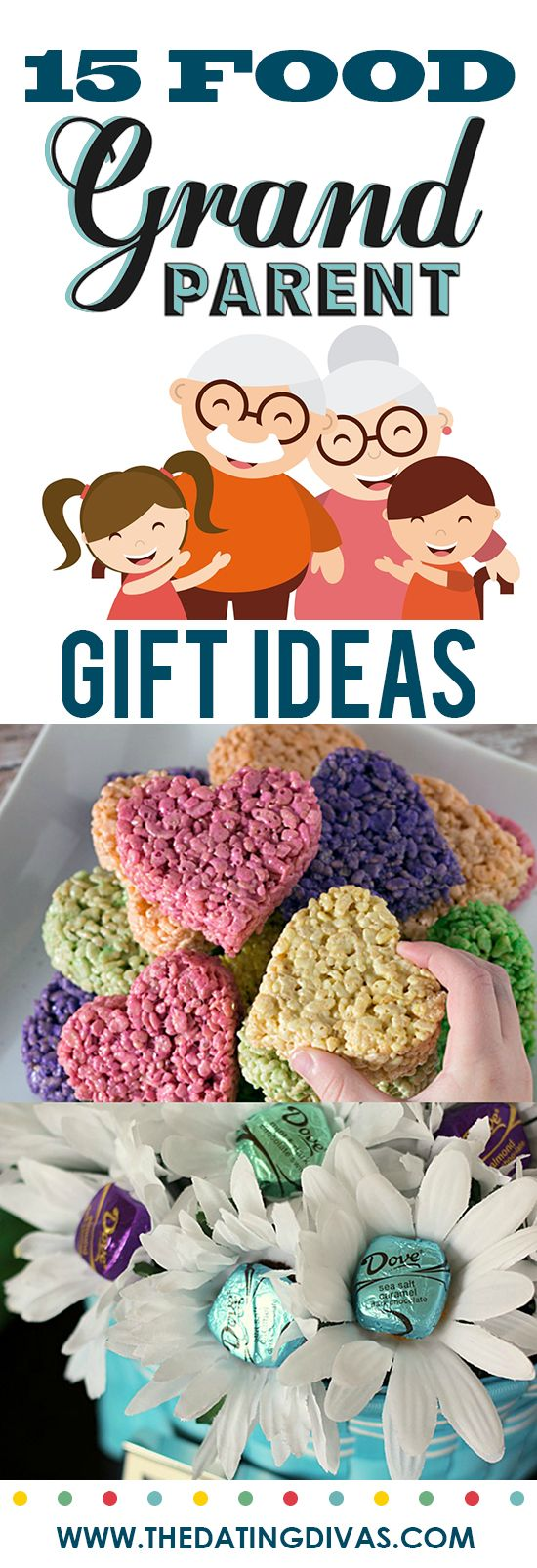 Food gift ideas for Grandparents Day