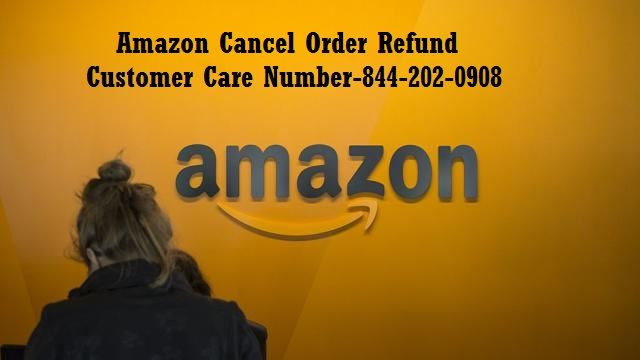 For The More Information You Can Contact Amazon Cancel Order