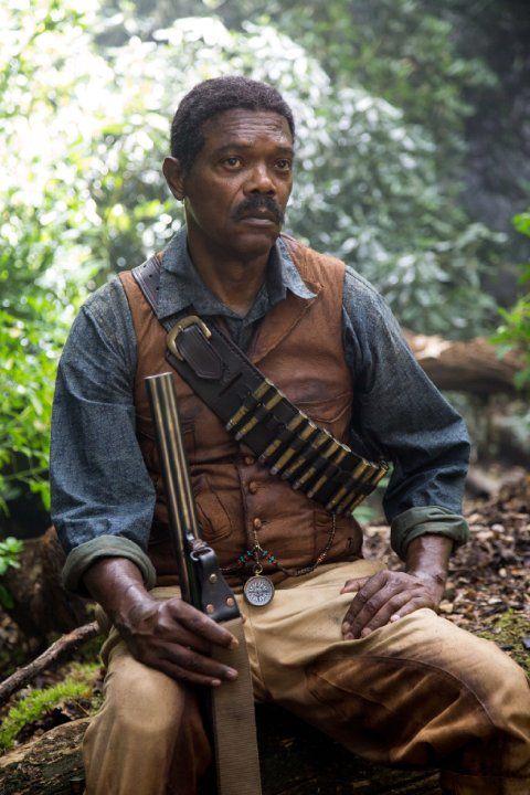Samuel L. Jackson in The Legend of Tarzan (2016)