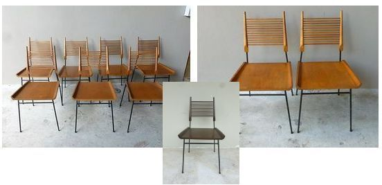 10 1950'S PAUL MCCOBB WINCHENDON SHOVEL HEAD CHAIRS IN MUSEUM OF MODERN ART NYC  | eBay