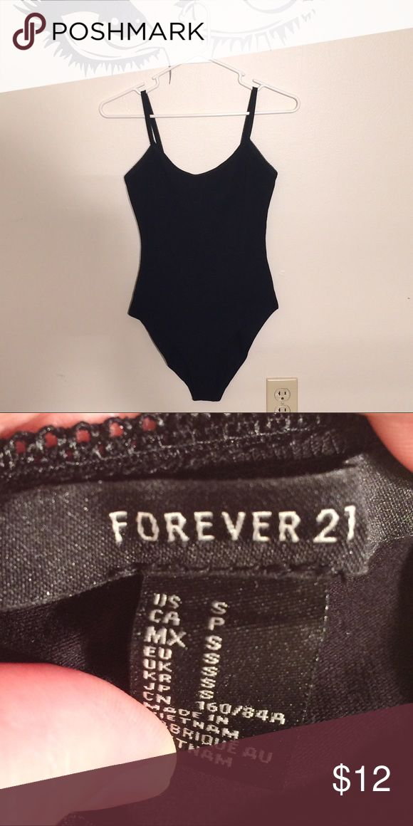 NWOT Ladies Bodysuit Forever 21 NWOT ladies bodysuit. Size Small. Excellent condition. May bundle with 2 or more additional items from this closet for 15% off! No holds or trades pls! Forever 21 Other