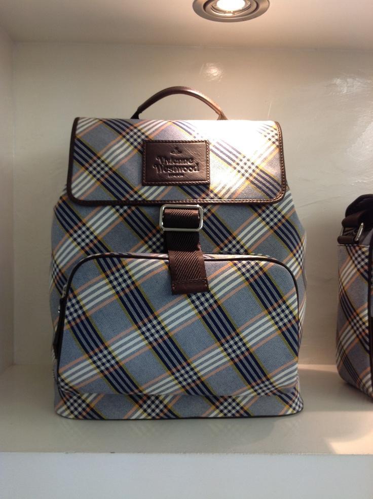 Vivienne Westwood backpack