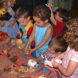 Playgroups for Little Ones in Greater Boston