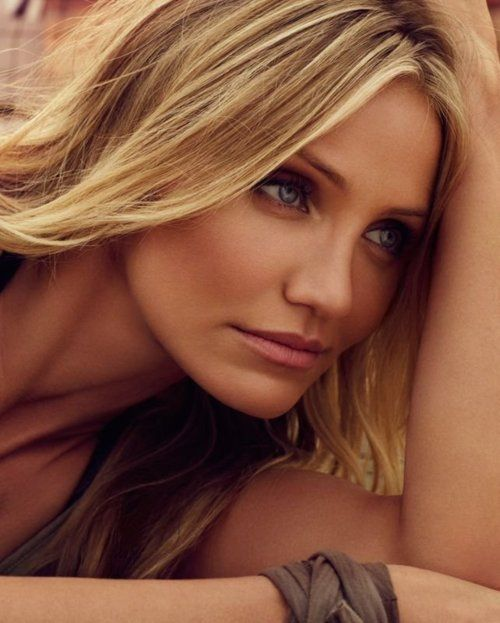 Cameron Diaz is gorgeous.