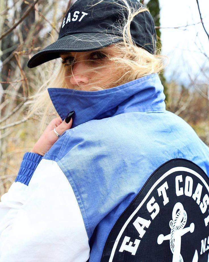 East DAD Hat + East Coast Lifestyle Jacket www.eastcoastlifestyle.com