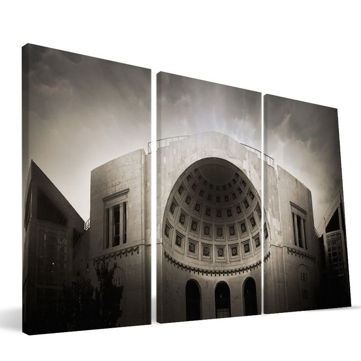 Ohio State Buckeyes Ohio Stadium Canvas Print. Perfect gift for the man that has it all.