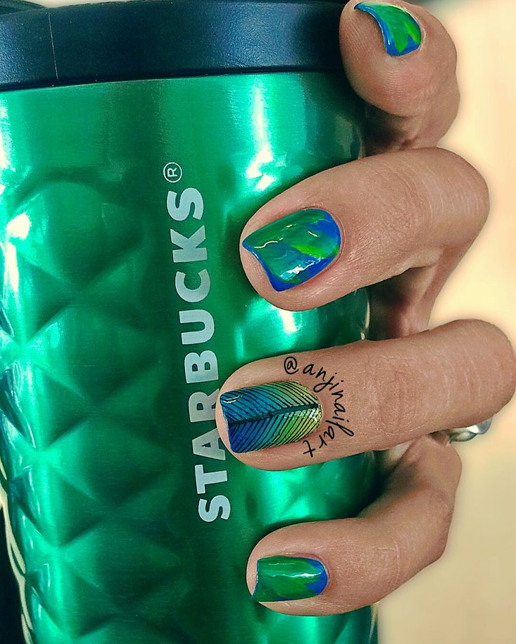 Happy Monday! #happymonday #starbucks #starbuckscoffee #beautifulnails #matchingcolors #green #monday #school #coffee #nailart #nailstamping #adornnails #nails2inspire ##cantlivewithout #mystarbucksmug #parrotnails #nails #shortnails #lectures #fun #loveyourself #enjoyyourlife #mypassion #staypositive #greatbeginning #weekstart #nailscare #orly #starbuckscph
