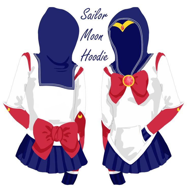 Ha! With one Sailor Moon jacket already in the works, I can tell you that this is WAY too much work..... but it's still good.