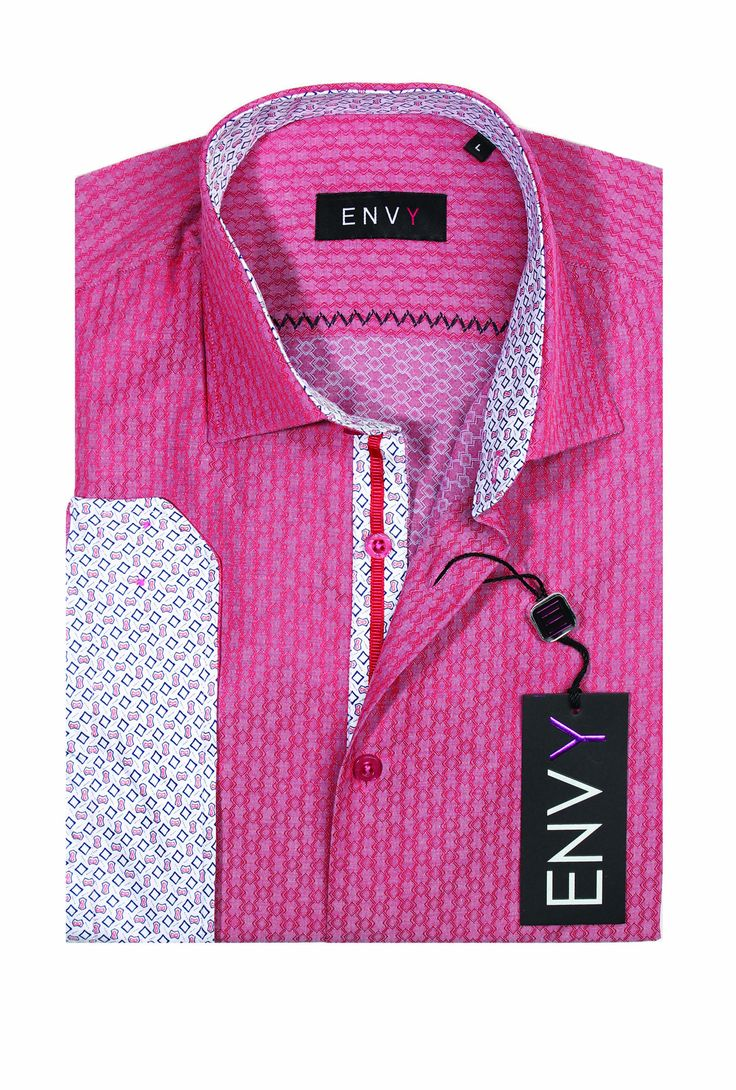 envy evolution s sleeve button front fashion