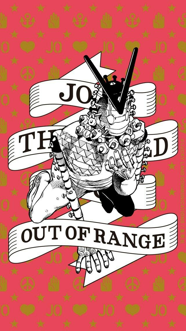 Jojo's Bizarre Adventure World Tour Wallpapers