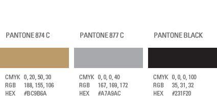 Pantone 874c, Pantone 877c, Pantone Black | Images ...