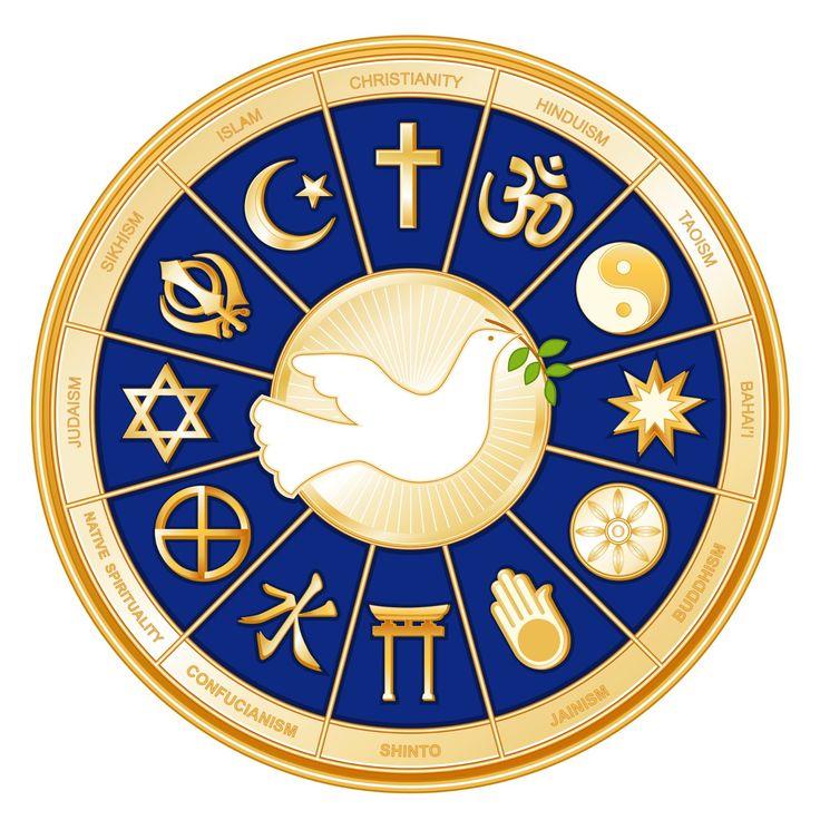 85 Best Interfaith Symbols World Religions Interfaith Activities