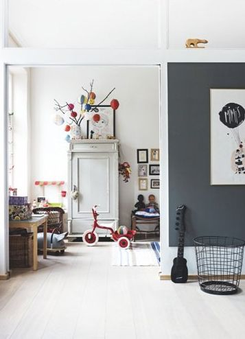Home in a former post office - via Coco Lapine Design
