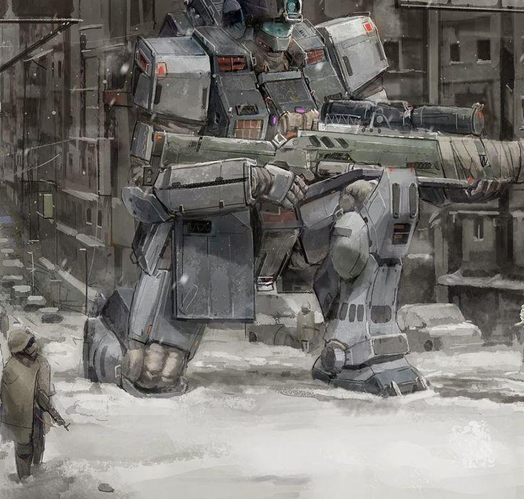 GUNDAM GUY: Awesome Gundam Digital Artworks : GM Sniper