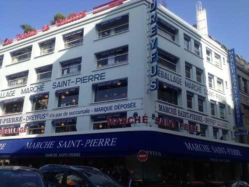 1000 ideas about comprar tecido on pinterest m os de cetim sacos de prese - Marche st pierre paris ...