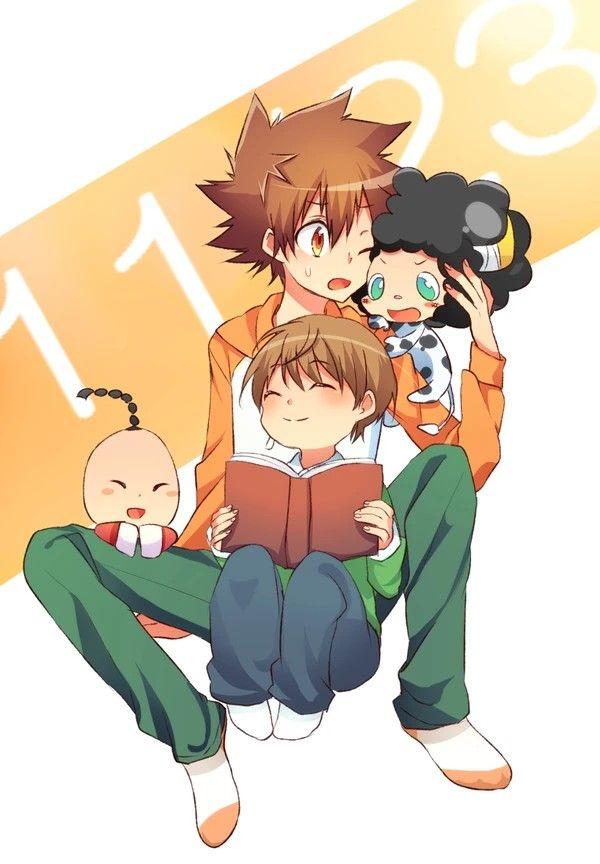 Pin By Akane 001 On Anime Pictures With Images Reborn Katekyo Hitman Hitman Reborn Hitman