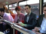 London Party Bus April 2013