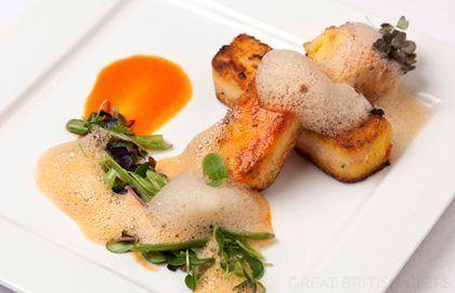 Roasted Polenta Recipe - Great British Chefs