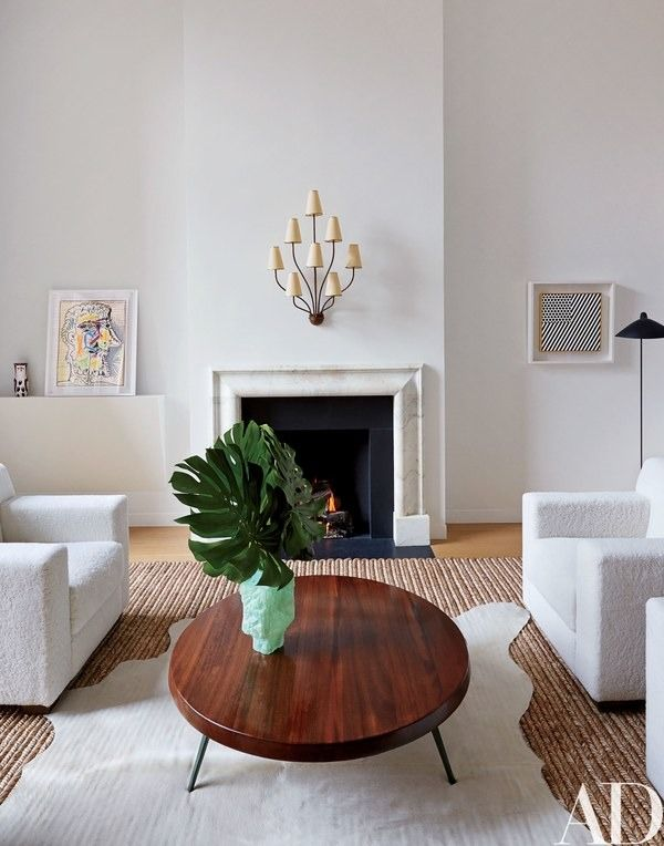 19th Century Drawing Room: A 19th-Century Manhattan Townhouse Is Transformed Into A