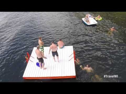 Real Fun: Our Wisconsin Cabin Story - YouTube