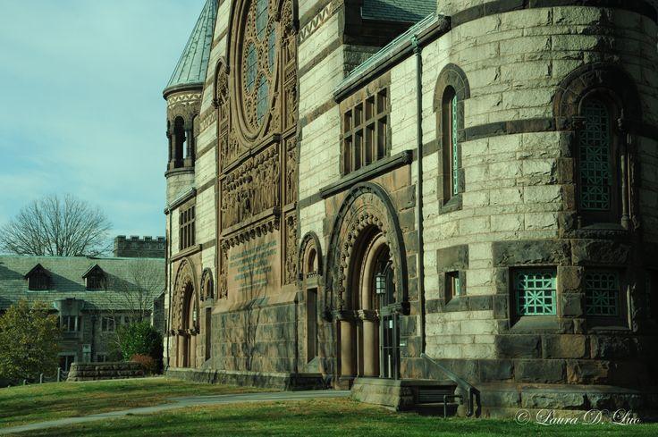 Princeton University, New Jersey (2012)
