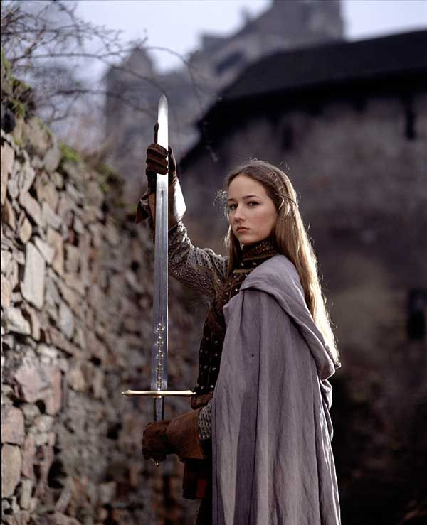 Leelee Sobieski shines as the legendary warrior Joan of Arc, who, at seventeen, led one of the greatest compaigns for freedom the world has ever witnessed. Description from christianfilmdatabase.com. I searched for this on bing.com/images