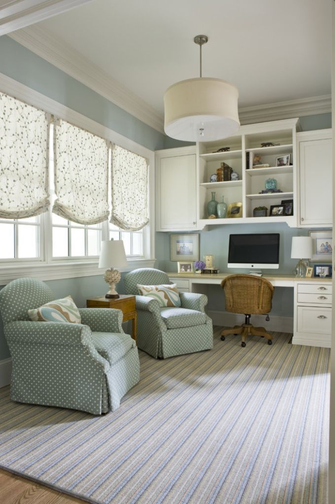 White Cabinet Paint Color is Benjamin Moore
