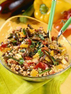 Un'alternativa alla pasta o al riso... ti diamo qualche idea per sfruttare questo cereale