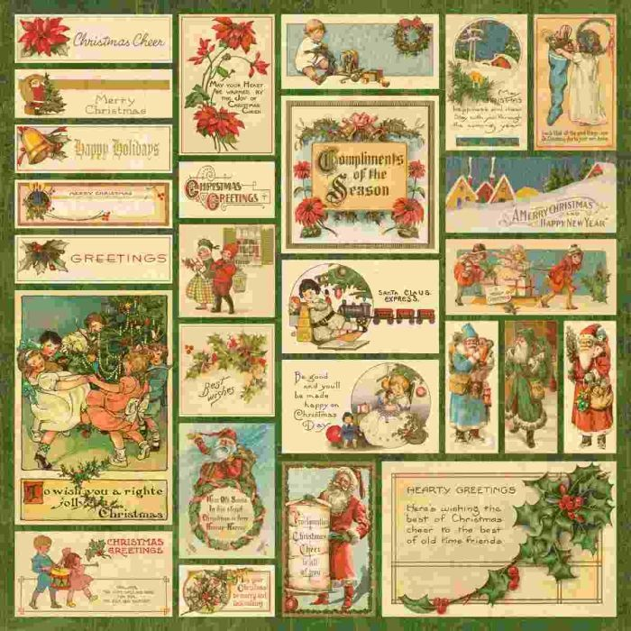 graphic 45 paper   ... sign in shop manufacturers graphic 45 graphic 45 christmas emporium