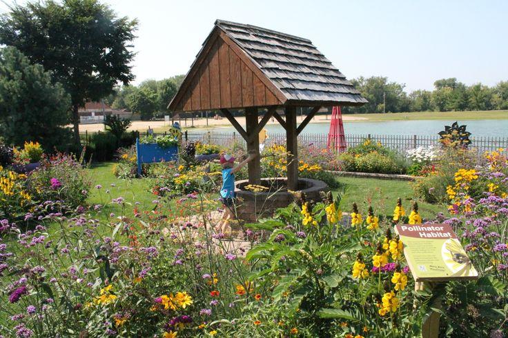 The Children 39 S Garden At The Rotary Botanical Gardens In Janesville Wisconsin Children 39 S