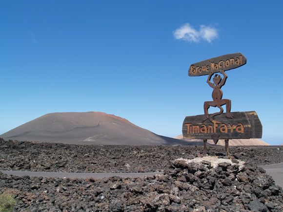 Timanfaya National Parc, Lanzarote, Canary Islands