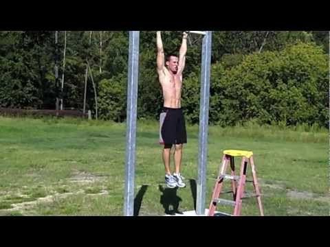 High Bar Workout - Pole Vault Workout - Michael Seaman - YouTube 1:50