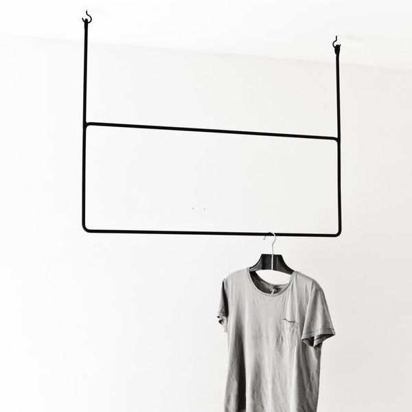 CLOTHING RAIL RECTANGLE | DANSKmadeforrooms
