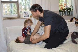 PapaBlog: Meine Erfahrungen mit Stoffwindeln - A Dad about his dive into cloth diapers