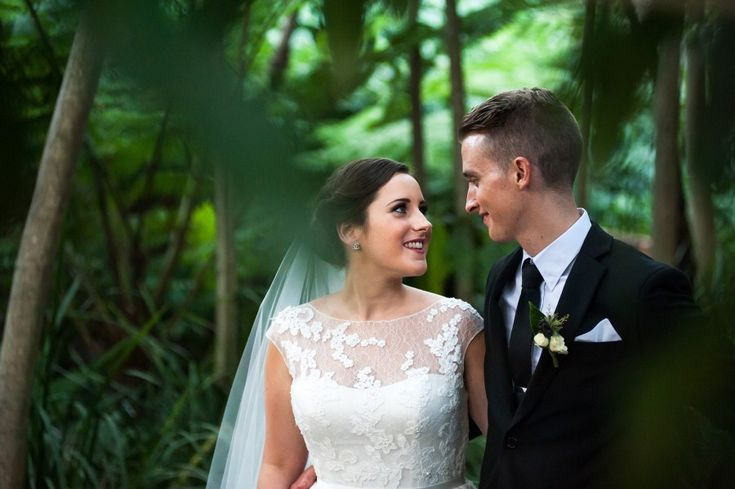 Amelia & Sams wedding as feature on Real Wedding by @easyweddings | G&M DJs | Brisbane Weddings #gmdjs