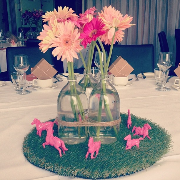 "@majesticau's photo: ""Our Melbourne Cup Luncheon is ready to kick off!"" Majestic Hotel"