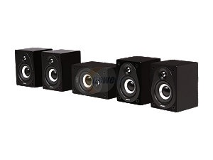 Energy RC Micro 5 Pack 5CH Home Theater System - Just bought this for the home theater