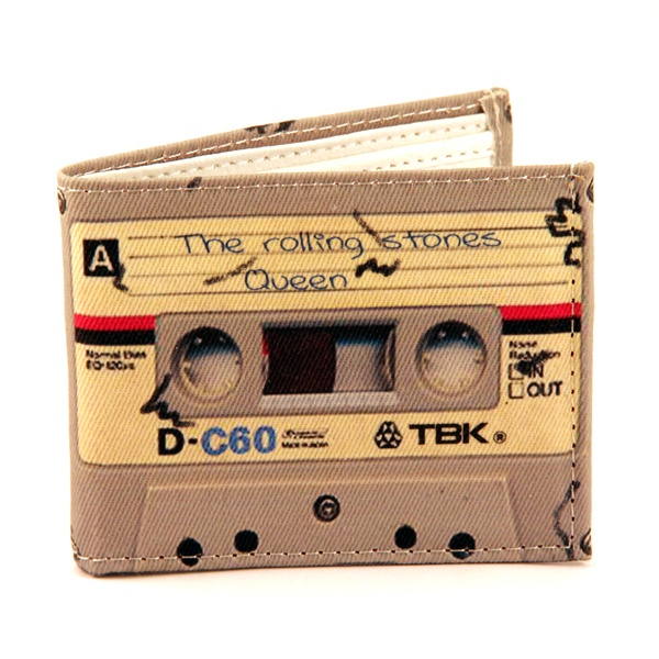 billetera cassette