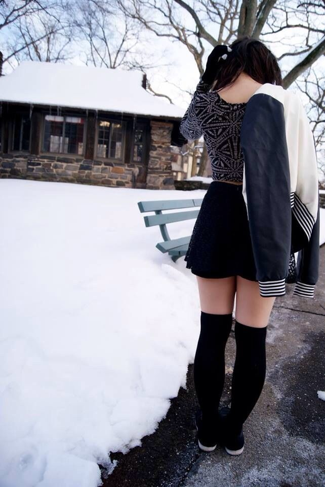 legs and short skirts