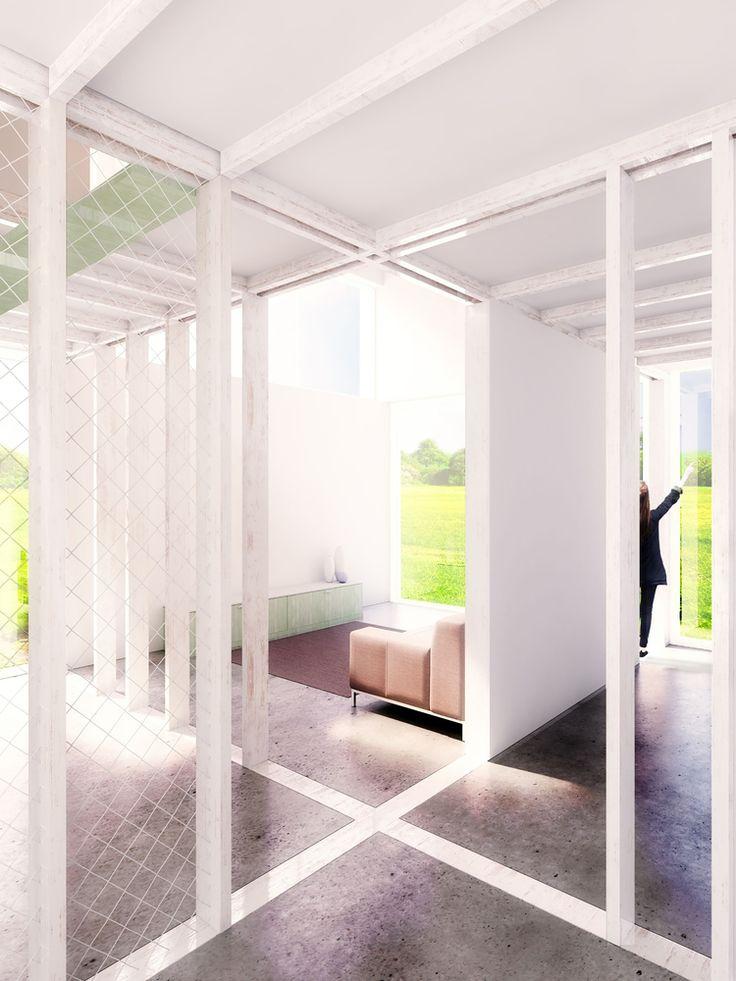 House B,Courtesy of YODA architecture