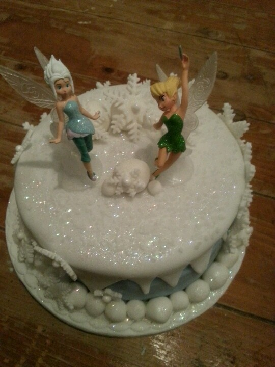 Myra would love this, but Tinkerbell's side should better represent the warm weather fairies :)