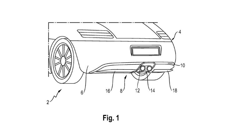 While the horsepower wars continue, automakers are searching elsewhere to see where precious time can be shaved off of a hot lap. Porsche, in particular, is looking to redefine the rear diffuser. New patents published on April 27, 2017, with the United States Patent and Trademark Office show a rear...