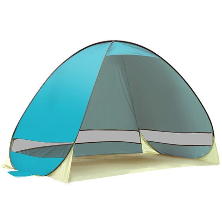 Portable Automatic Pop Up Beach Canopy Sun Shade Shelter Outdoor Camping Tent US