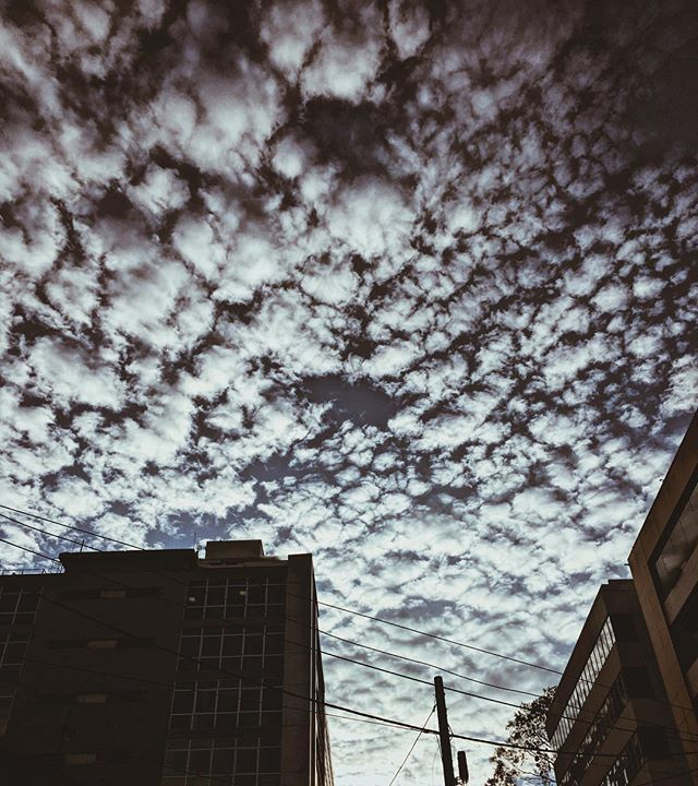 Do never ignore it. #life #sky #clouds #day #sunny #buildings #urban #bogota #vsco #vscocam #botd #bestoftheday