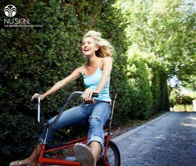 ¡A rodar! Andar en bicicleta tiene más beneficios de lo que crees.