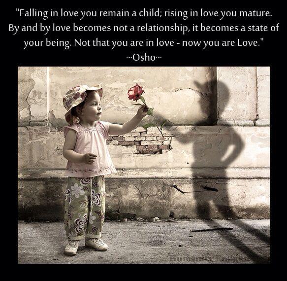 Wisdom. Osho. Love. Being. Relationship